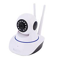 veskys® 720p 1.0m hd wifi sikkerhet overvåking ip kamera med sky lagring / toveis lyd / ekstern skjerm / nattesyn