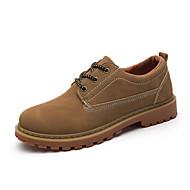 メンズ 靴 オーロン 秋 冬 コンフォートシューズ ファッションブーツ ブーツ ニーハイブーツ 編み上げ 用途 カジュアル ブラック グレー Brown