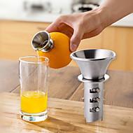 Zitronenpresse Saftpresse Ausgießer Schraube Limetten Orangen Nieselregen frisch Zitrussaft Küche Zubehör