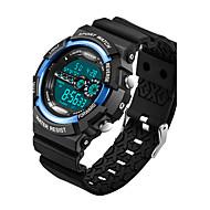 billige Sportsur-Herre Dame Digital Digital Watch Armbåndsur Smartur Militærur Sportsur Kinesisk Alarm Kalender Kronograf Glide Regel Vandafvisende Stor