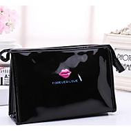 お買い得  クラッチバッグ&イブニングバッグ-女性用 バッグ ポリウレタン クラッチ ジッパー ルビーレッド / ピンク / フクシャ