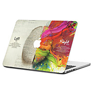 Capa para MacBook para Pintura à Óleo Policarbonato Material