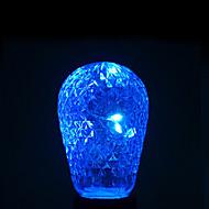 1枚 1.5 E27 LEDボール型電球 16 LEDの 装飾用 温白色 クールホワイト ブルー グリーン 100-200lm 2800-3200/6000-6500