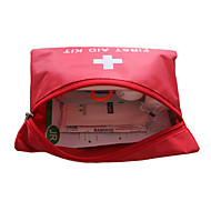 hesapli Seyahat Güvenliği-12 adet / set oxford bez ilk yardım çantası torbası