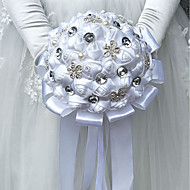 ウェディングブーケ ブーケ 結婚式 9.84inch(約25cm)