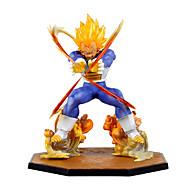 Anime Actionfigurer Inspireret af Dragon Ball Vegeta PVC 15 CM Model Legetøj Dukke Legetøj
