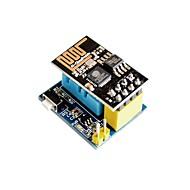 cheap -ESP8266 Esp-01 Esp-01s DHT11 Temperature Humidity WiFi Node Module Contains Wireless Module