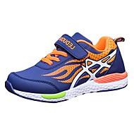 baratos Sapatos de Menino-Para Meninos Sapatos Tecido Outono Conforto Tênis Caminhada para Azul Escuro / Azul