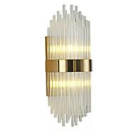 tanie Kinkiety Ścienne-Prosty Modern / Contemporary Retro Lampy ścienne Na Metal Światło ścienne 110-120V 220-240V 3W