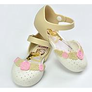 billige -60%-Jente sko EVA Vår Sommer Komfort Sandaler til Avslappet Oransje Beige Rosa