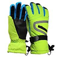 voordelige Handschoenen-Skihandschoenen Kinderen Lange Vinger Houd Warm Beschermend Doek Katoen Skiën Winter