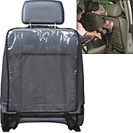 רכב ילדים רכב המושב האחורי מגן עבור ילדים לבעוט מחצלת בוץ מנקה
