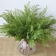 Χαμηλού Κόστους Best Selling-1 Κλαδί Πλαστικό Φυτά Λουλούδι για Τραπέζι Ψεύτικα λουλούδια