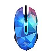 deslize cor diamante edição 3200dpi mouse de mouse rato com fio
