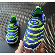 Недорогие -Мальчики обувь Дышащая сетка Осень Зима Удобная обувь Кеды Назначение Повседневные Лиловый Синий Розовый