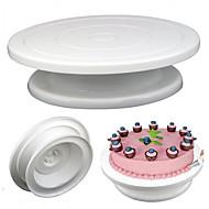 tanie Formy do ciast-Narzędzia do pieczenia Tworzywa sztuczne / PP (polipropylen) Narzędzie do pieczenia / 3D / Halloween Chleb / Tort / Cupcake Zaokrąglanie Formy Ciasta