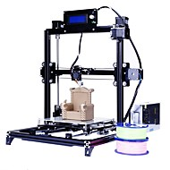 cheap 3D Printers & Supplies-Flsun Prusa I3 3d Printer 200*200*220mm Auto Leveling with Heated Bed Two Rolls Filament for Free