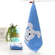 Frischer Stil Waschtuch,Tiere Gehobene Qualität Polyester / Baumwolle Handtuch
