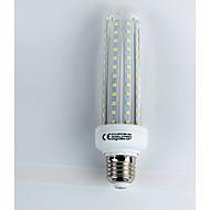billige Kornpærer med LED-1pc 19W 1500 lm E27 LED-kornpærer T30 96 leds SMD 3528 Varm hvit AC 110-240V