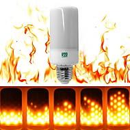 6W E27 LED Mısır Işıklar T 99 led SMD 3528 Kısılabilir Dekorotif Sıcak Beyaz 550-600lm 2800-3500K AC 85-265V