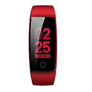 tanie Inteligentne zegarki-Inteligentne Bransoletka YYV10 na iOS / Android / iPhone Pomiar ciśnienia krwi / Spalone kalorie / Wodoszczelny / Rejestr ćwiczeń / Krokomierze Pulsometr / Czasomierz / Krokomierz / Rejestrator