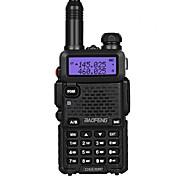 baofeng dmr digitale walkie taklie transceiver dm-5r dual-band 1w 5w vhf uhf 136-174 / 400-480 mhz tweeweg radio