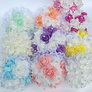 halpa -häät kukat kukkakimppu häät vaahto 9,06 (n. 23cm) häät tarvikkeet