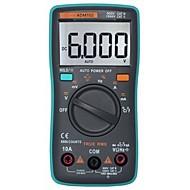 halpa -zt102 digitaalinen yleismittari 6000 laskee automaattialueen vihreä