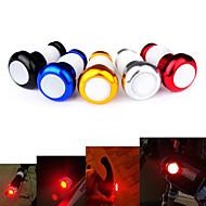 Sykkellykter Frontlys til sykkel bar end lys LED - Sykling Enkel å bære LED Lys knapp batteri Lumens Batteri Sykling
