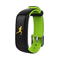 tanie Inteligentne zegarki-P1 Plus Inteligentna bransoletka Obuwie turystyczne Wodoszczelny G-Sensor Czujnik grawitacji Czujnik pracy serca Czujnik na palec