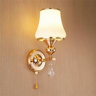 billige Vegglamper-Tiffany Rustikk/ Hytte Retro/vintage Land Traditionel / Klassisk Moderne / Nutidig Vegglamper Til Metall Vegglampe 110-120V 220-240V 40W