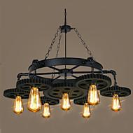 billige Bestelgere-7-Light Industriell Anheng Lys Nedlys - Mini Stil, 110-120V / 220-240V Pære ikke Inkludert / 5-10㎡ / E26 / E27