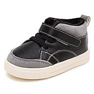 赤ちゃん 靴 レザー 春 秋 コンフォートシューズ 赤ちゃん用靴 ブーツ 用途 カジュアル ブラック レッド