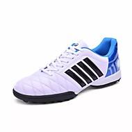 baratos Sapatos Masculinos-Homens Borracha Primavera / Outono Conforto Tênis Futebol Branco / Preto / Azul Real