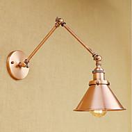 halpa -Wall Light Alavalot 60W 110-120V 220-240V E26/E27 Retro/Vintage Traditionaalinen/klassinen Kantri Galvanoitu