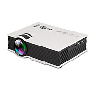"cheap -UNIC UC40 LCD Home Theater Projector LED Projector 800lm Support 1080P (1920x1080) 34''-130"" Screen / WVGA (800x480) / ±15°"