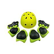 아동 헬멧 야외 방풍 암 가드 무릎 패드 스케이트 헬맷 롤러 스케이트 Other 본디드 플라스틱+PCB+방수 에폭시 커버