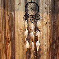 tanie Dekoracje ścienne-Dekoracja ścienna Poliester Antyczny Wall Art, Ściana Wieszanie z 1