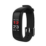 billige Sportsur-Herre Dame Digital Digital Watch Sportsur Kinesisk Bluetooth Kronograf Vandafvisende Skridttællere Afslappet Ur Silikone Bånd Afslappet