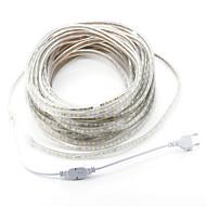 1200SMD LEDs Branco Quente Branco Verde Amarelo Azul Vermelho Cortável Impermeável AC220 AC 220V