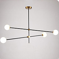 cheap Chandeliers-Modern/Contemporary Pendant Light Bulb Not Included 220-240V 110-120V Ambient Light