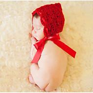 tanie Akcesoria dla dzieci-Kapelusze i czapki - Dla obu płci - Na każdy sezon - Bawełna - Bandany - Czerwony