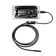 cheap CCTV Cameras-JINGLESZCN 5.5mm USB Endoscope Camera 3.5M Waterproof IP67 Inspection Borescope Snake Camera for Android PC