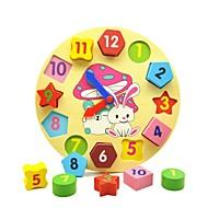 koulutus lelu leluja geometrinen puinen lasten kappaletta