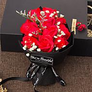 billige Kunstig Blomst-Kunstige blomster 1 Afdeling Luksus / Fest Roser Bordblomst