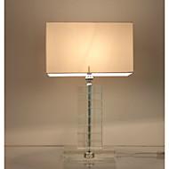 Taiteellinen Silmäsuoja Pöytälamppu Käyttötarkoitus Kristalli 220V Kristalli