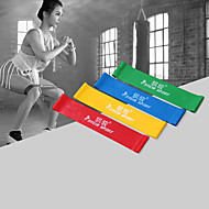 cheap Fitness Accessories-Resistance Bands Exercise Bands Fitness Set Exercise & Fitness Gym Yoga Rubber-KYLINSPORT®
