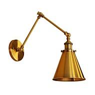 preiswerte Beleuchtung-Sichtschutz Augenschutz Moderne Retro Für Wohnzimmer Studierzimmer/Büro Metall Wandleuchte 110-120V 220-240V 4W