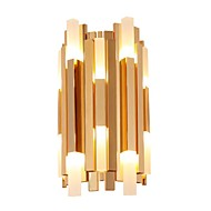 billige Vegglamper-QIHengZhaoMing Moderne / Nutidig Vegglamper Stue / Leserom / Kontor Metall Vegglampe IP20 110-120V / 220-240V 5W