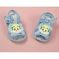 お買い得  ベビー用靴-靴 繊維 春 / 秋 コンフォートシューズ / 赤ちゃん用靴 サンダル のために 赤ちゃん コーヒー / ピンク / ライトブルー